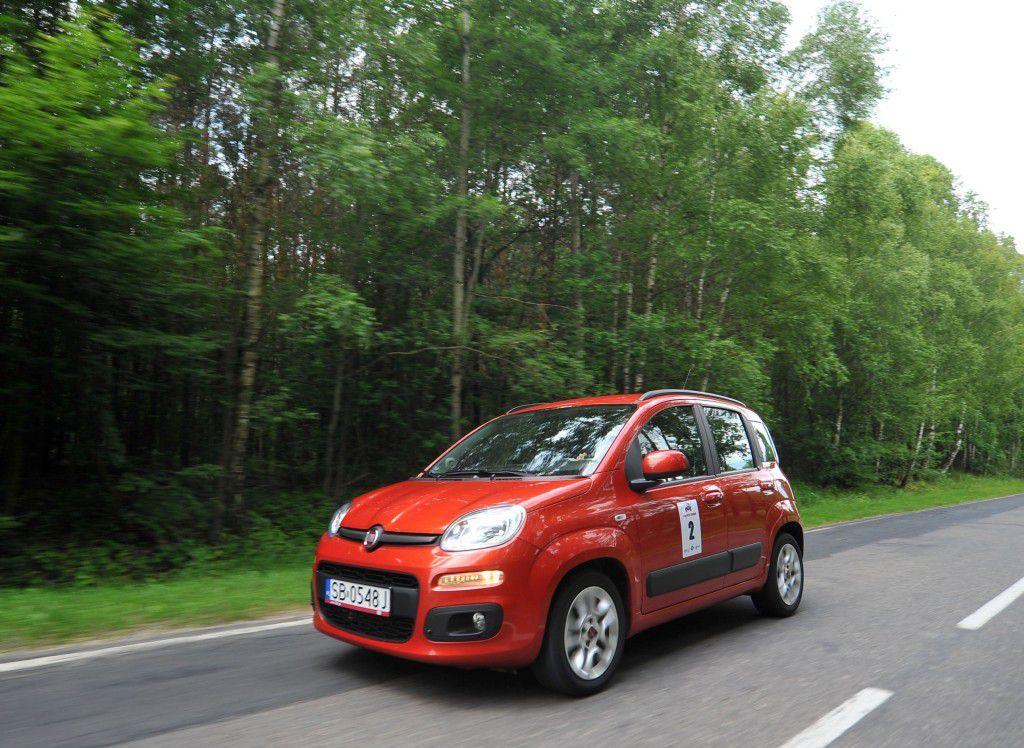 Panda 1,3 Multijet na trasie Supertestu Ekonomii