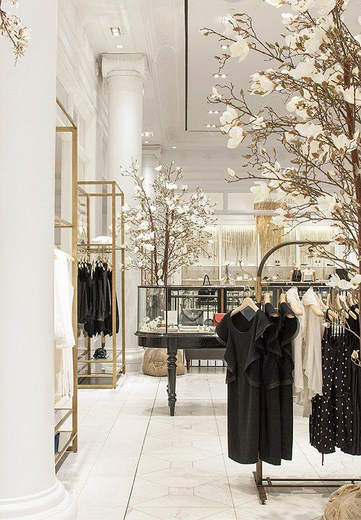 All brand new  mint condition high end items boutique in my posh closet interior shop interiors design also rh pinterest