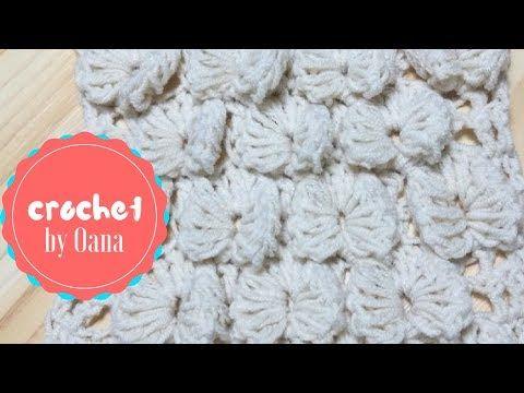 YouTube | Proyectos que intentar | Pinterest | Puntos crochet ...