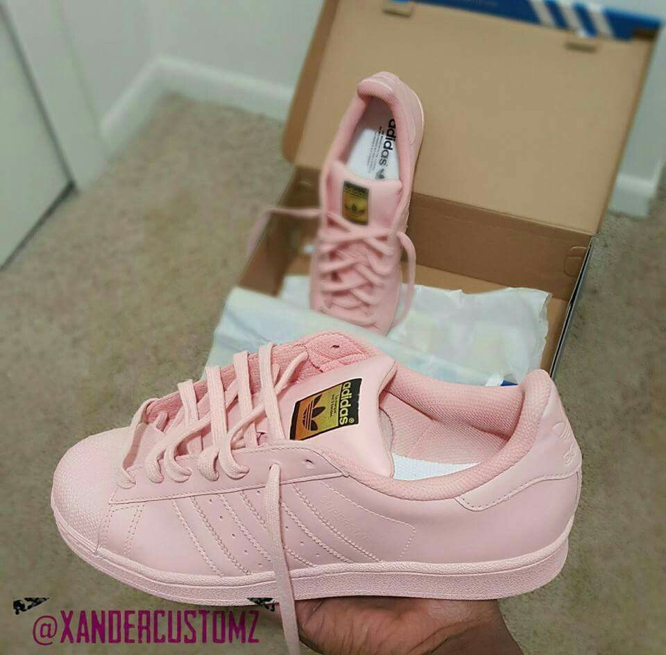 pretty nice 8382f 83228 -its the queen kjvouge ✨-. -its the queen kjvouge ✨- Addidas Shoes Pink,  Adidas Pink Sneakers,