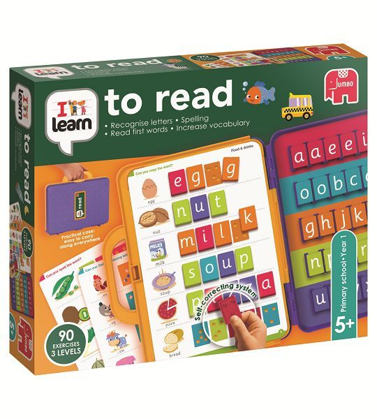 I Learn to Read   Learn to read, Educational toys, Learning