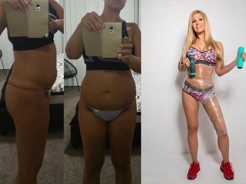 Body Wraps Slimming Creams And Waist Trainers For Diy Slimming