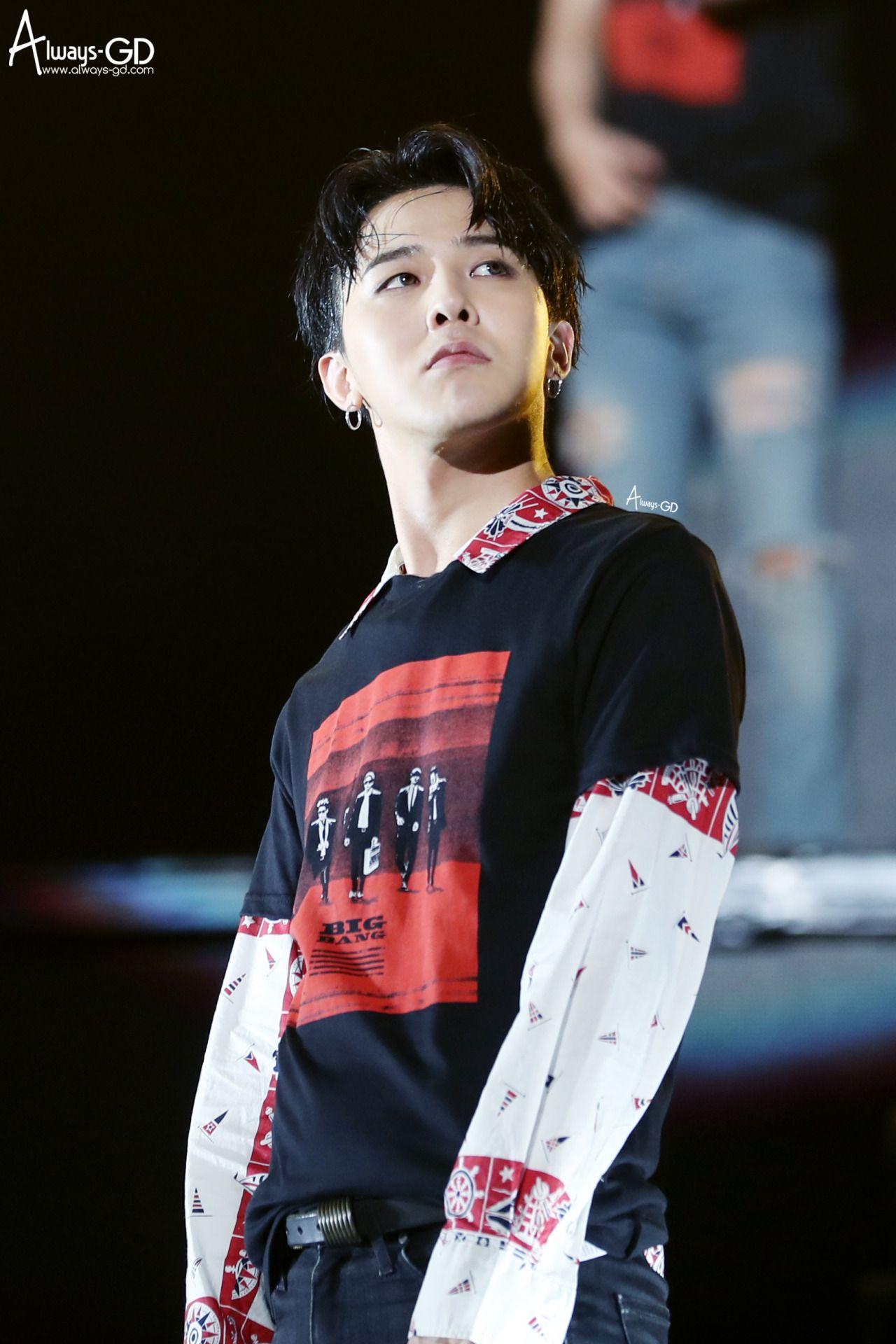 G-Dragon | VIP Fanmeeting in Beijing (160716)