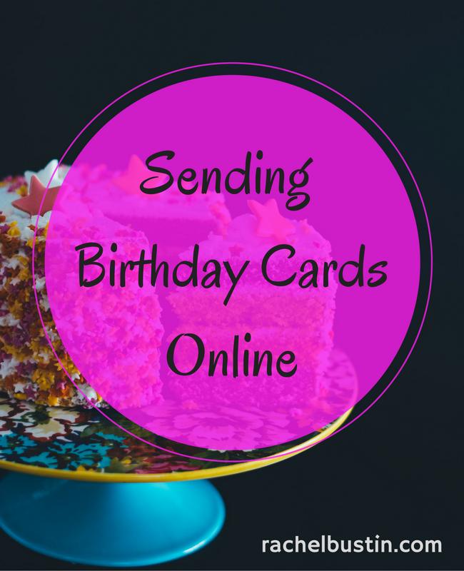Sending Online Birthday Cards To Family