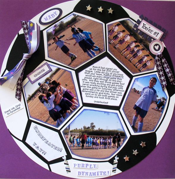 World Cup Soccer Crafts Party Ideas Roundup Soccer Crafts Scrapbook Crafts Scrapbooking Sports