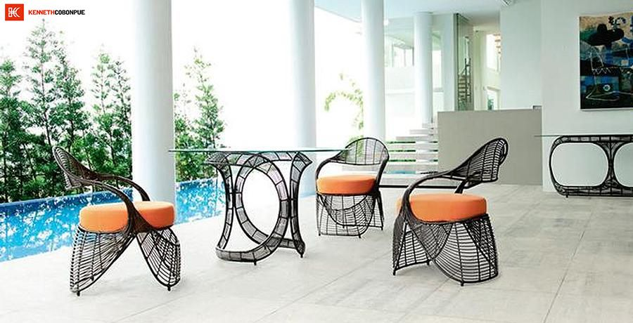 Collection Of Modern And Designer Dining Chairs In India