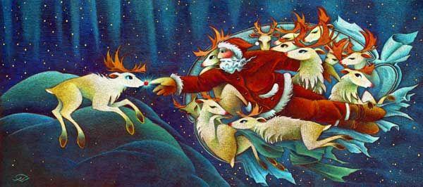 Création de Rudolf