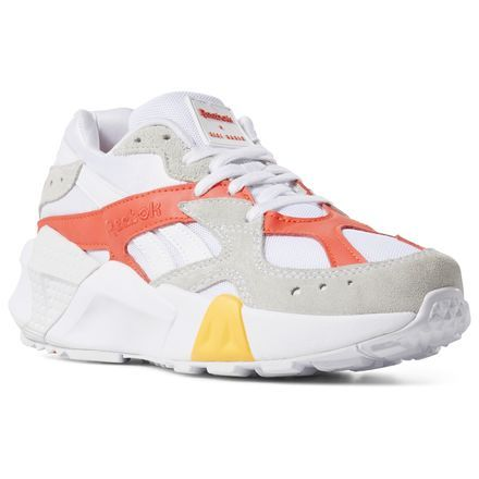 430ed94c73252d Reebok Unisex Aztrek Double x Gigi Hadid in ~ Size 8 - Retro Running Shoes