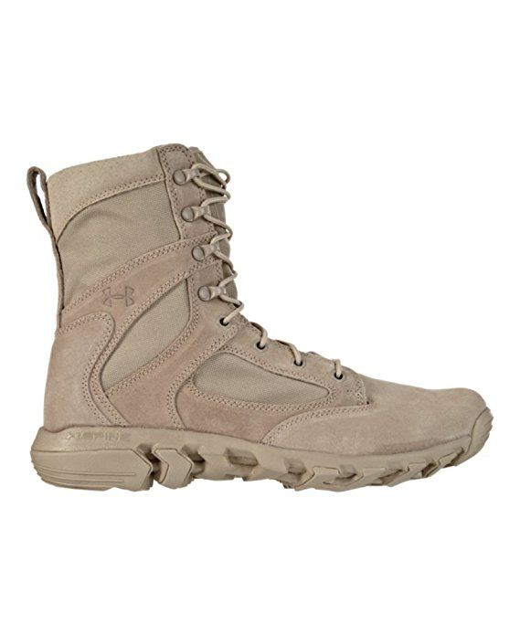 a6dfa324 Under Armour Men's UA Alegent Tactical Boots 11 Desert Sand Tenis, Botas,  Hobres Under