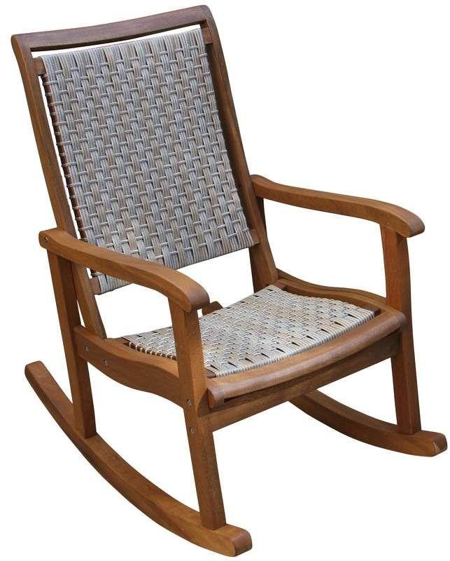 Brilliant Loon Peak Norton Rocking Chair In 2019 Aoutdoor Furniture Inzonedesignstudio Interior Chair Design Inzonedesignstudiocom