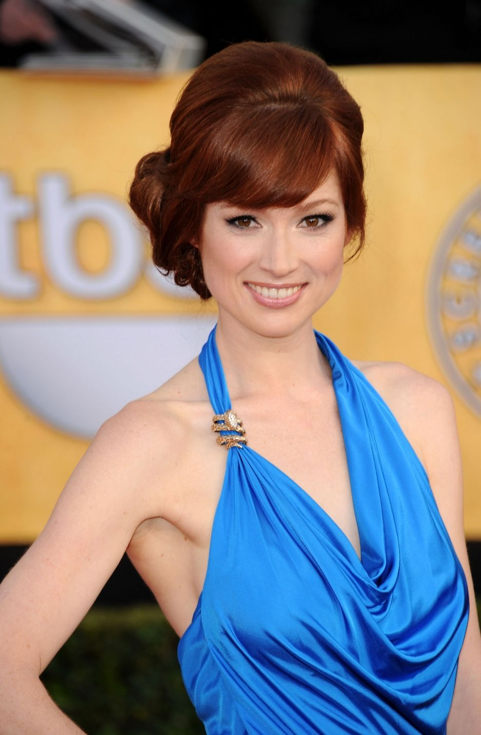 Ellie Kemper pretty hair color | People I want to meet ...