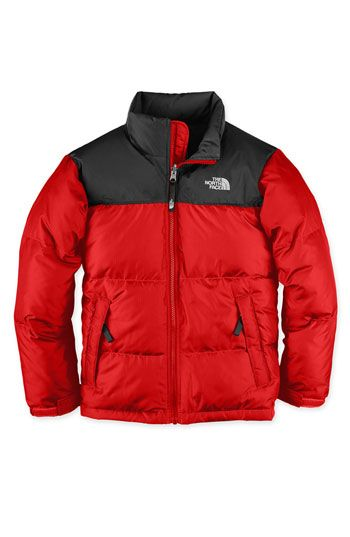 28e75c4c4c51 The North Face  Nuptse  Jacket (Little Boys) available at  Nordstrom ...
