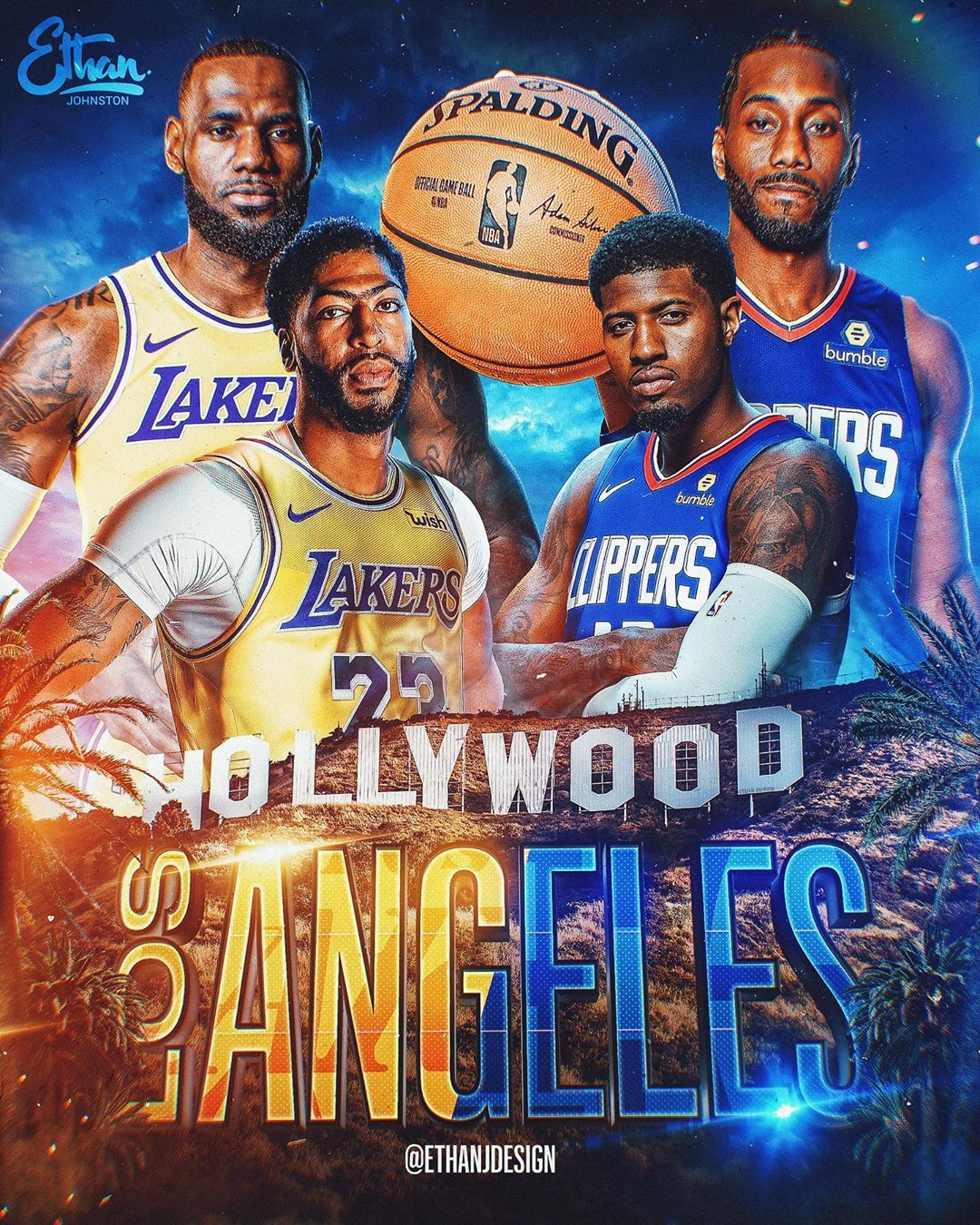 Image May Contain One Or More People And People Playing Sports Lakers Vs Clippers Lakers Vs Nba Pictures