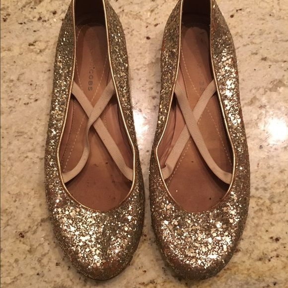 Pre-owned - Glitter ballet flats Marc Jacobs xpt2RJdnQ