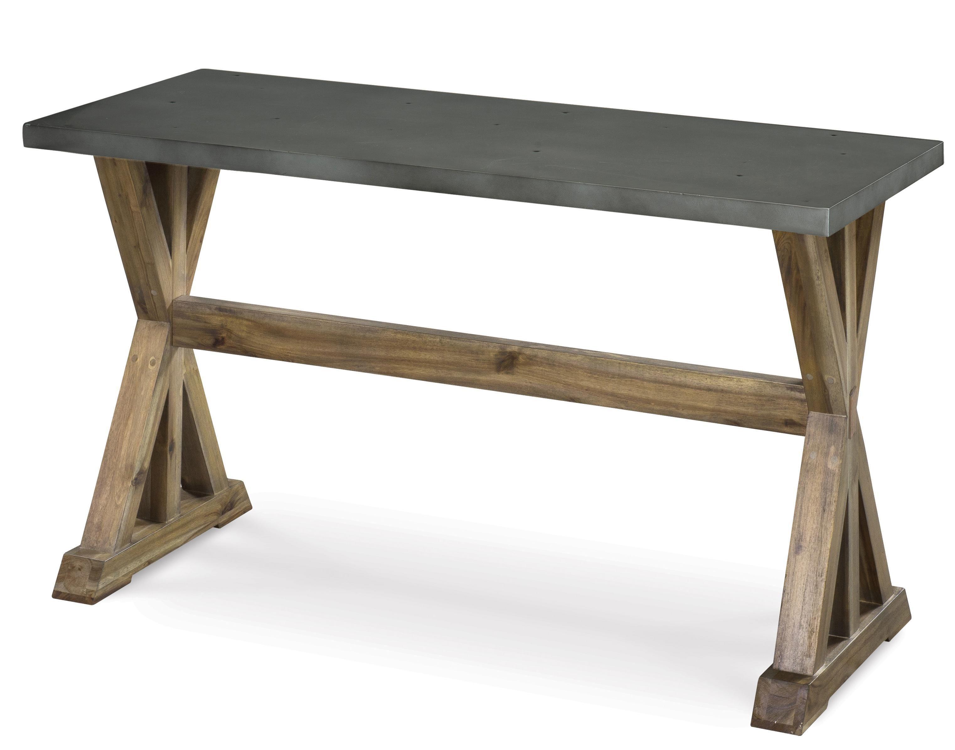 Sofa Beds Lybrook Rectangular Sofa Table by Magnussen Home