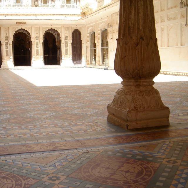 Palace of Bikaner Rajasthan