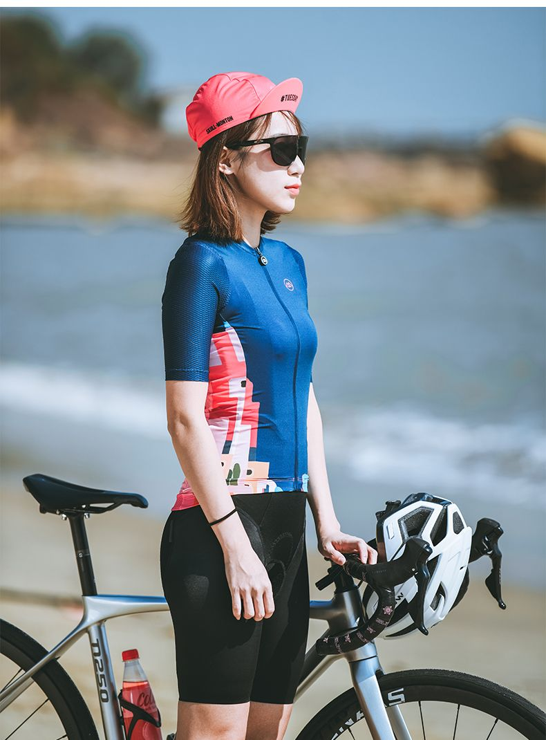Summer Cycling Caps Cycling Cap Cycling Outfit Bicycle Girl