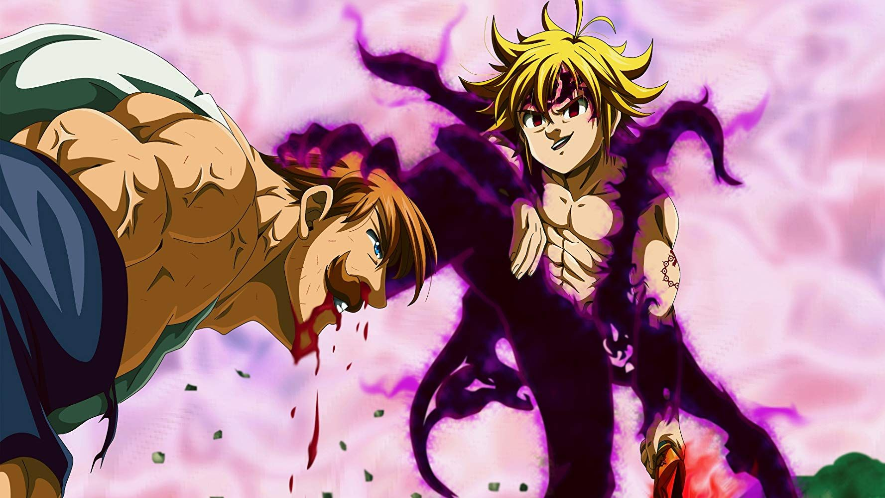 Nanatsu No Taizai 2014 In 2020 Anime Seven Deadly Sins Seven Deadly Sins Anime