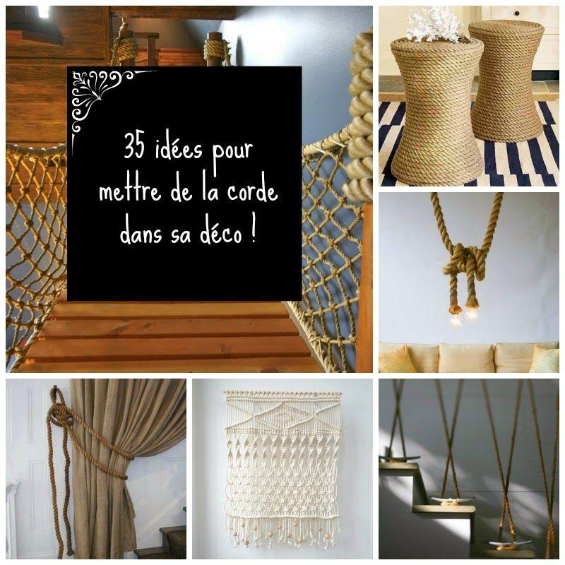 corde marine deco gallery of salle de bains dcoration mer avec carreaux with corde marine deco. Black Bedroom Furniture Sets. Home Design Ideas