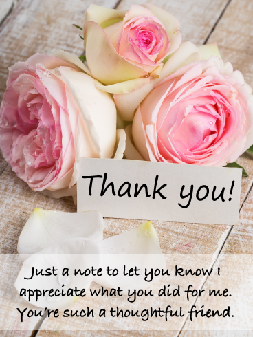 ThanksCards ThankYouCards Small things BestFriendCard ThanksCards JW.ORG 5X7 FlowersCards GratitudeCard KindWordsCards
