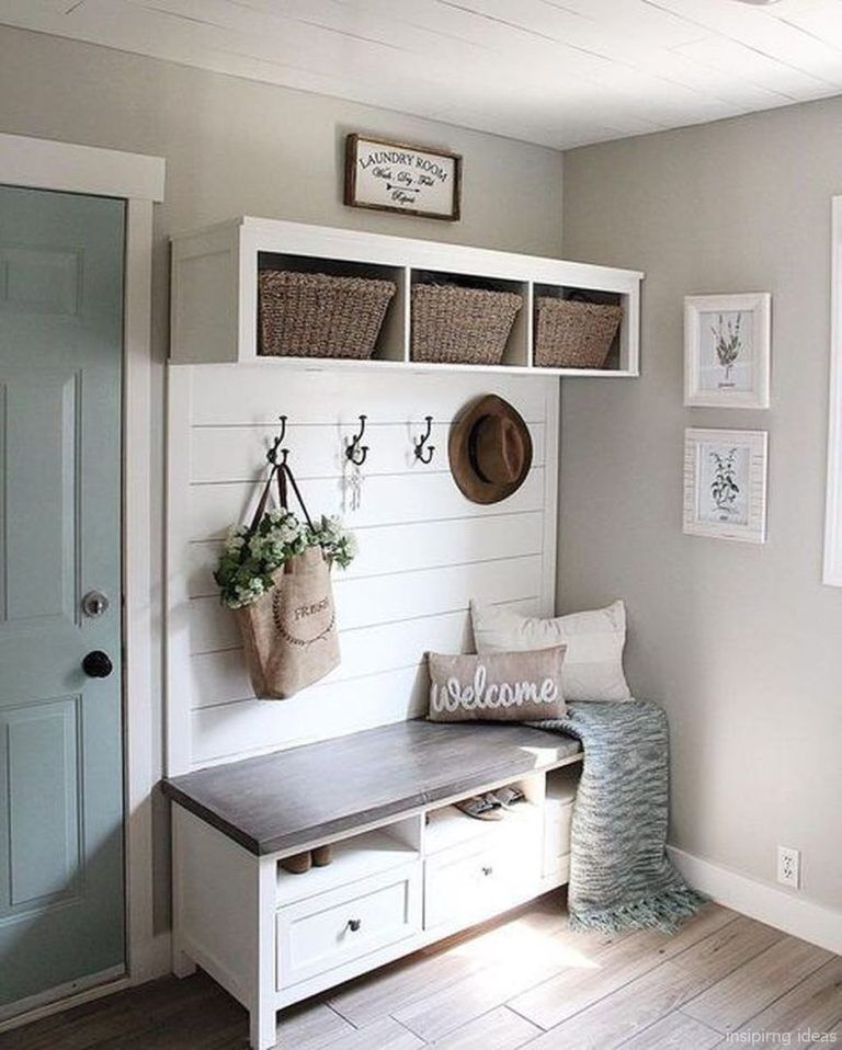 30+ Nice Entryway Designs for You to Make Your House More Comfortable #entrywayideas