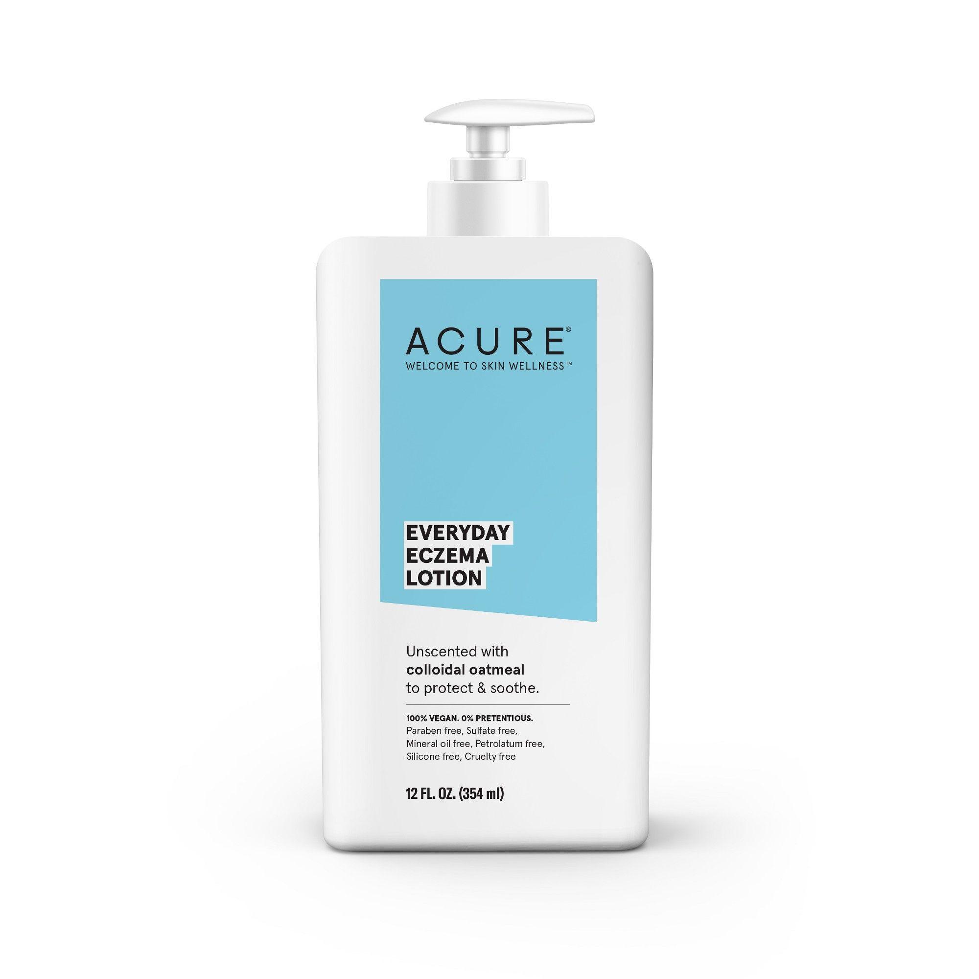 Acure Everyday Eczema Lotion - 12 Fl Oz