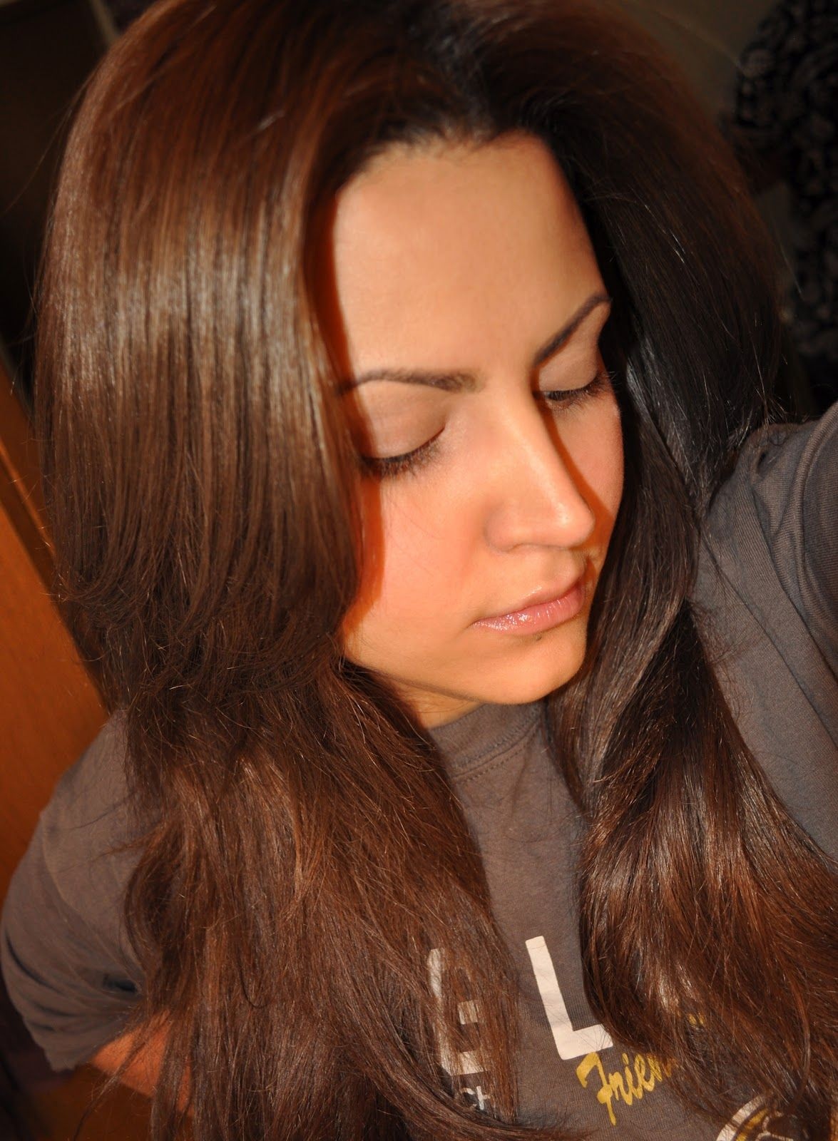 Medium Chestnut Brown Hair Color Pictures Its All About The Hair