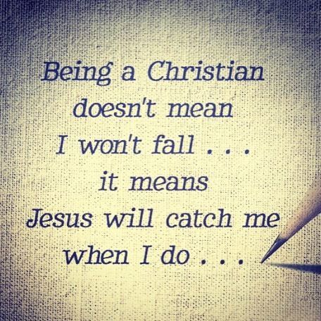 What does being a christian mean
