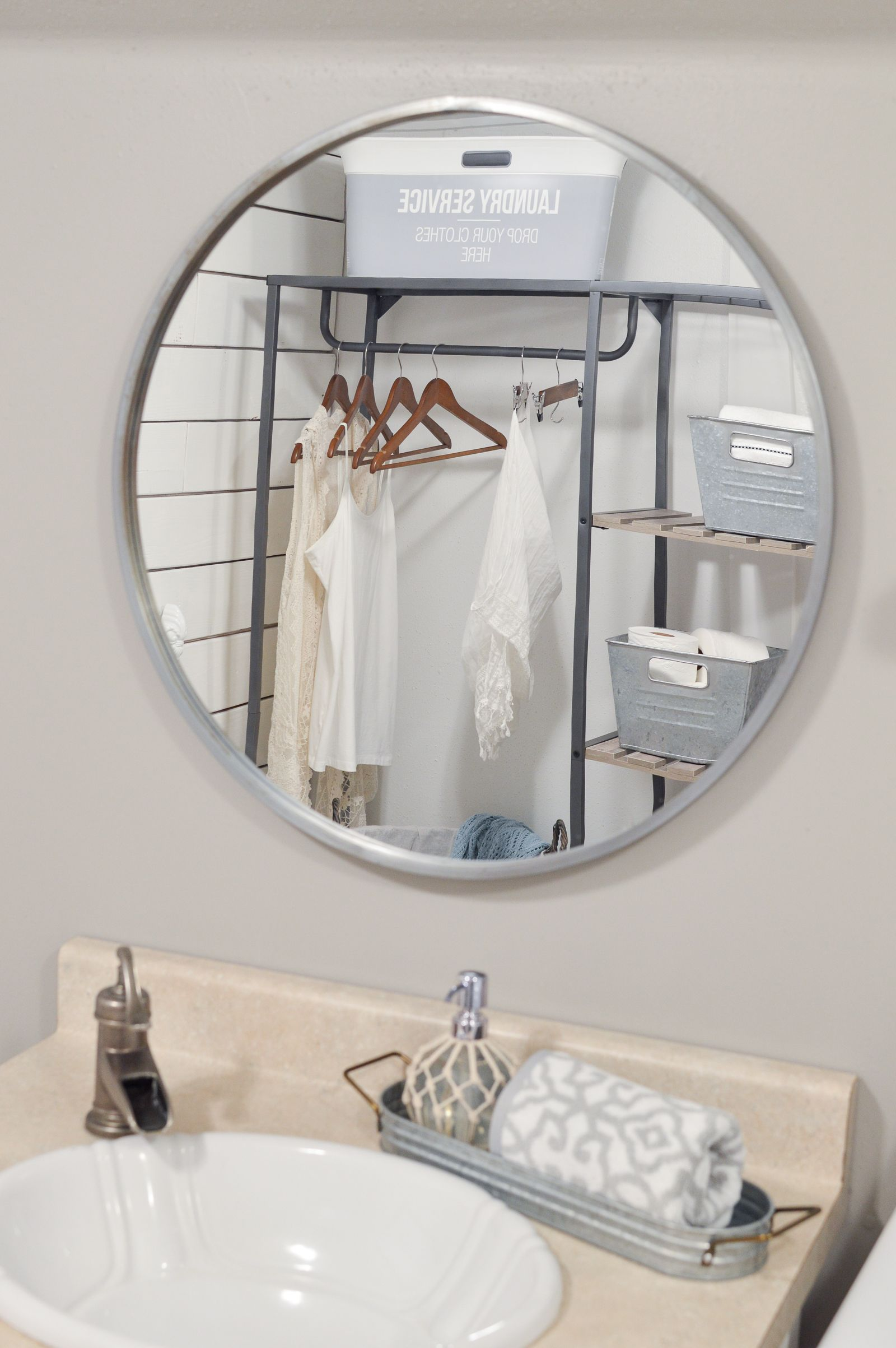 Small Space Combination Laundry Room Powder Bathroom ...