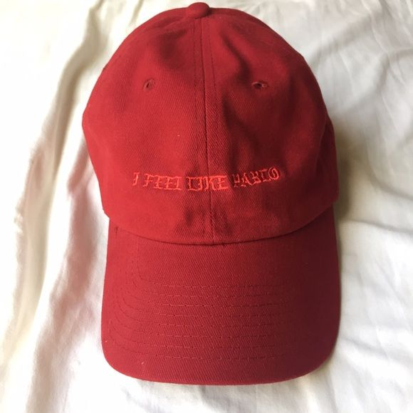 616e6c3f15e Yeezy Season 3 Hat Original from Kanyes collection. There was a pop up shop  in NYC in March and this is one of his baseball caps from there. New.
