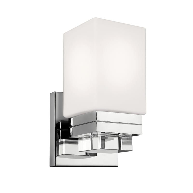Feiss Vs20601 Maddison 1 Light Bathroom Sconce Polished Nickel Indoor Lighting Bathroom Fixtures Bathroom Sconce Wall Sconce Lighting Wall Sconces Sconces