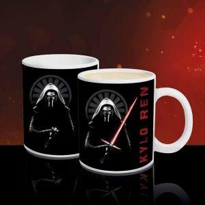 Star Wars Episode VII Kylo Ren Heat Change Mug Star Wars