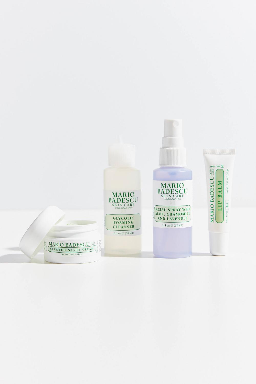 Mario Badescu Mini Must Haves Set Pm Edition Mario Badescu Skin Care Kit Foam Cleanser