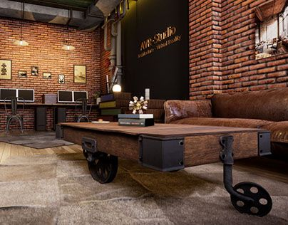 "Check out new work on my @Behance portfolio: ""Unreal Engine 4 : Loft Office"" http://be.net/gallery/50802661/Unreal-Engine-4-Loft-Office"