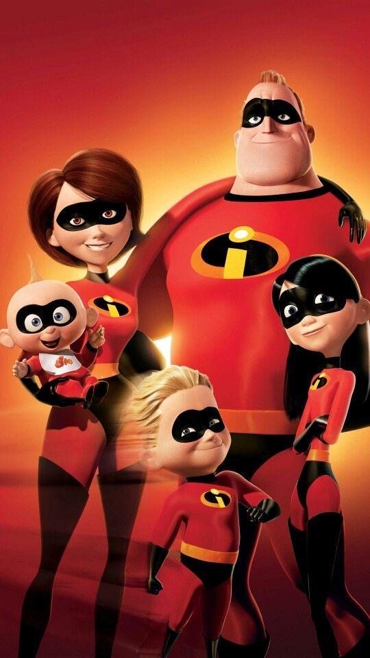 Os Incriveis Disney Incredibles Incredibles Wallpaper The