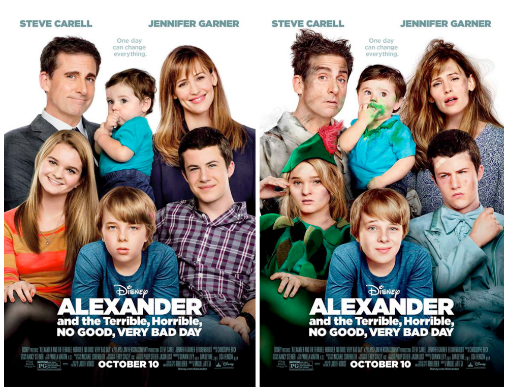Alexander And The Terrible Horrible No Good Very Bad Day Prize Pack Giveaway Very Bad Good Movies Childrens Movies