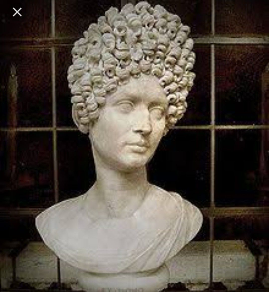 Diversión y halagos peinados de romana Fotos de cortes de pelo Ideas - Pin de Cristina Flores en roma3 | Escultura de la antigua ...