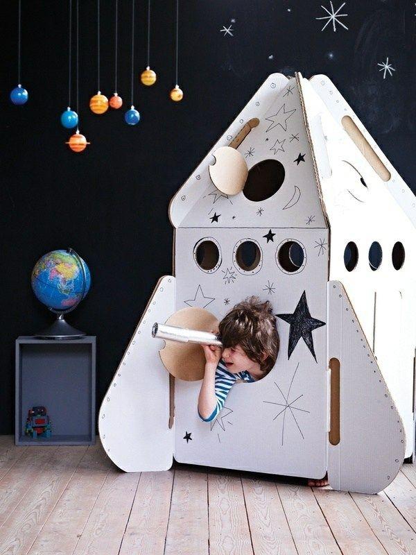 Coole einrichtung deko ideen kinderzimmer jungen for Coole einrichtung