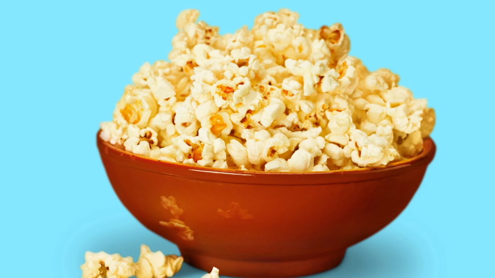 The Secret to Perfect Homemade Popcorn Is Aluminum Foil in