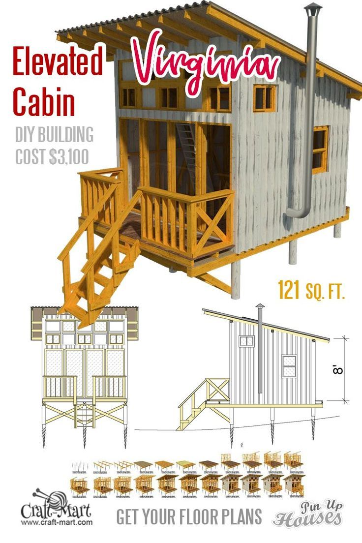 Small Unique House Plans A Frames Small Cabins Sheds Craft Mart Small House Plans Cabin Floor Plans Small House Floor Plans