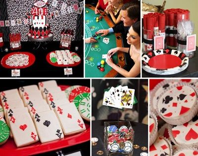 casino party motto