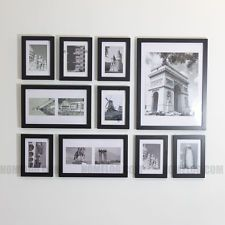 Wall Collage Picture Frames wall picture frame collage set photo frames pictures design | home