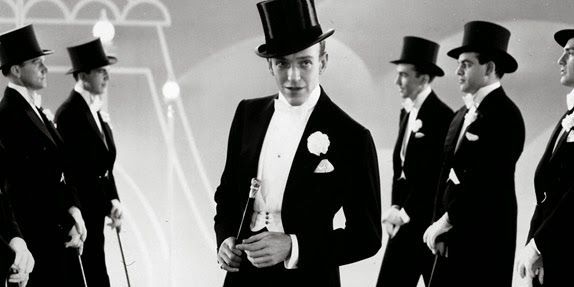 fred astaire tailcoat