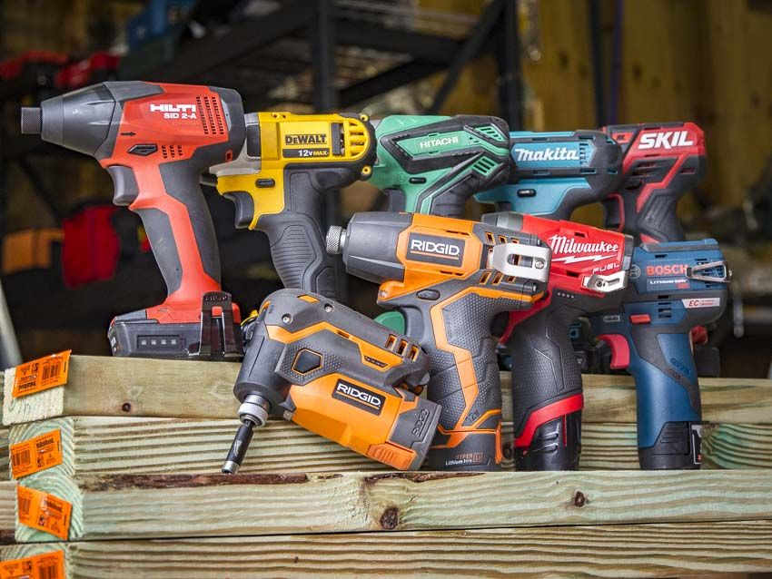 Best 12v Cordless Impact Driver Head To Head Review 2020 Impact Driver Hilti Tools Tools