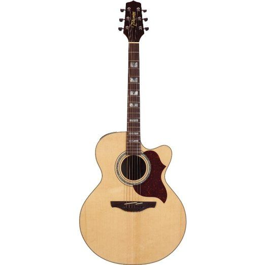 Amazon Com Takamine G Series Eg523sc Jumbo Acoustic Electric