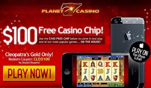 100 Free Chip For Mobile Play Planet7 Casino Nabblecasinobingo Com Play Online Casino Casino Online Casino Slots