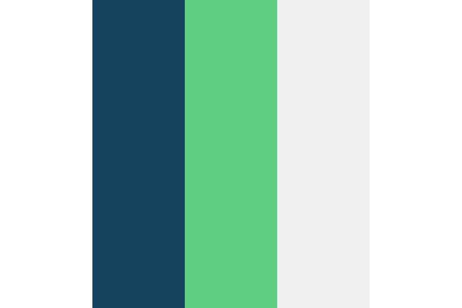 Blue Green White Color Palette In 2020 Green Color Pallete Blue Color Schemes Green Colour Palette