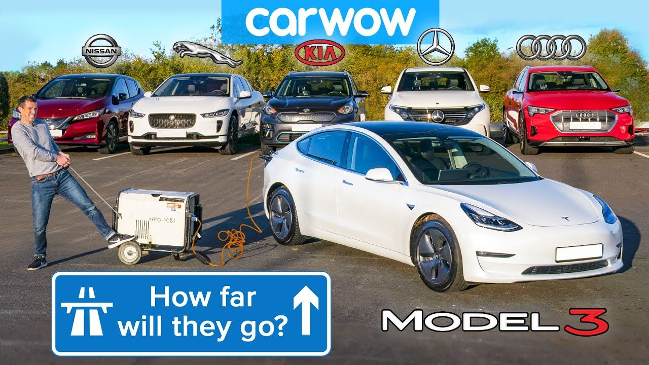 We Drove These Electric Cars Until They Died Youtube Electric Cars Best Electric Car Nissan Leaf
