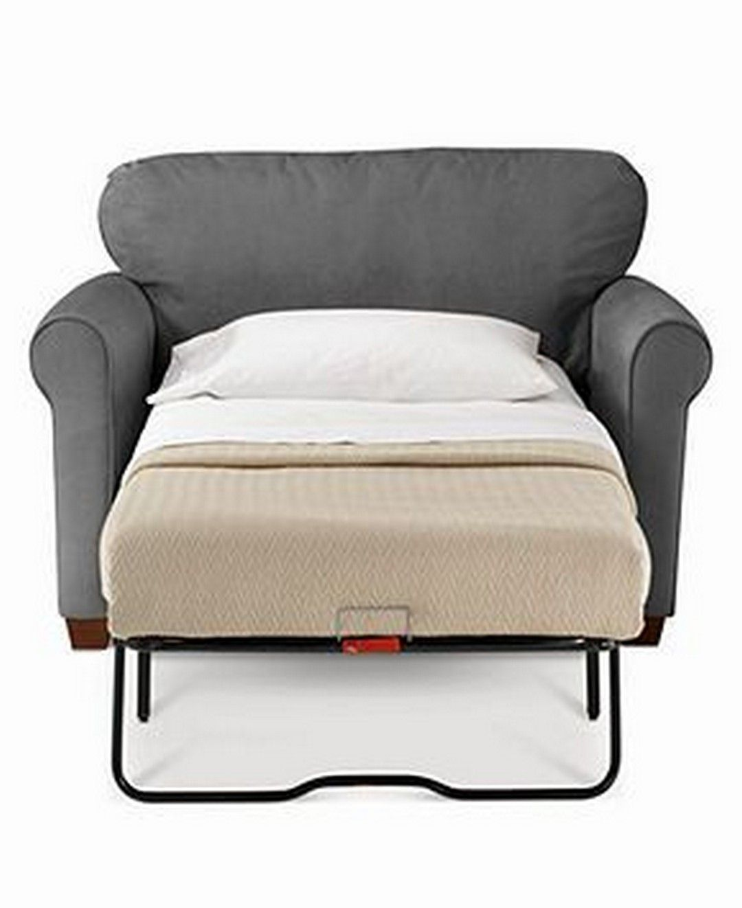 12 Twin Sleeper Chair Folds From Chair To Bed And Uses The Same Cushions Twin Sleeper Chair Folding Sofa Bed Futon Chair Bed