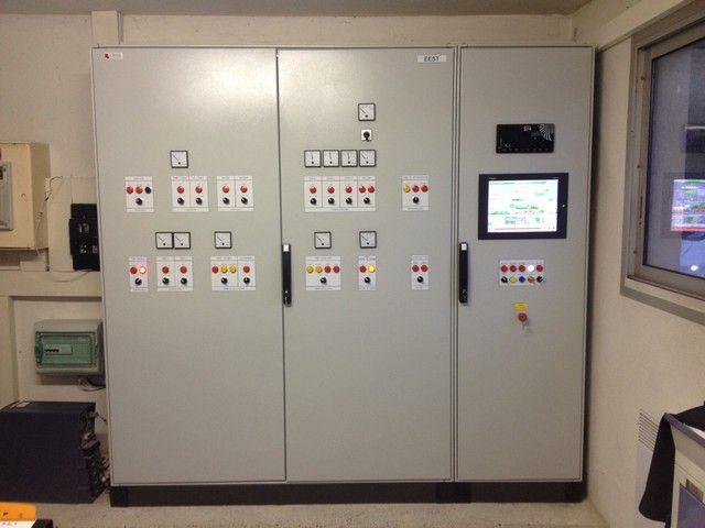 Photos armoires electriques industrielles - page 2 - helloprofr